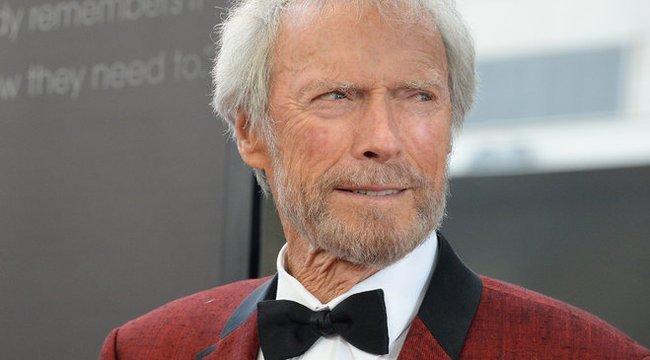 90 éves lett Clint Eastwood