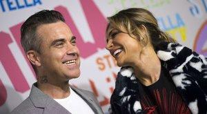Többször is kidobta menyasszonyát a lagzi előtt Robbie Williams