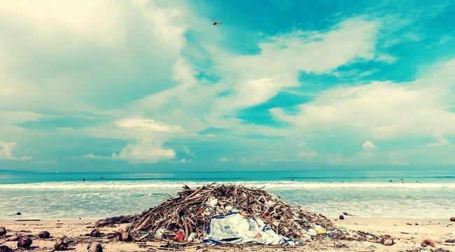 Gusztustalan dolgokat hagynak maguk után az angolok a strandokon– Fotó