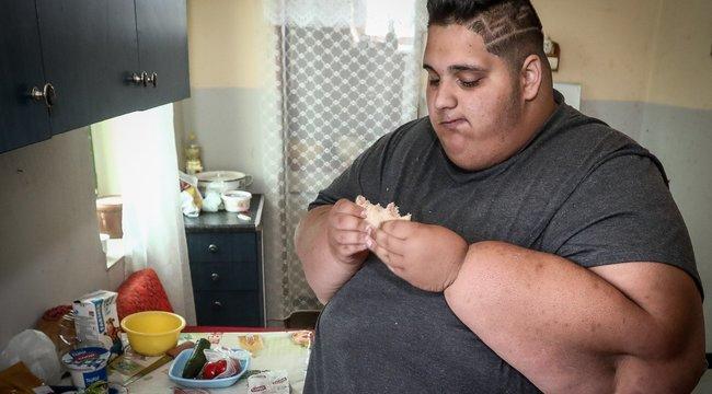 17 évesen az országlegsúlyosabb embere Géza – videó