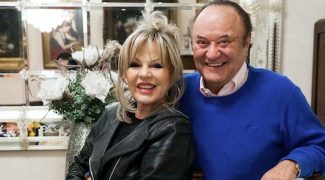 40 éve vannak együtt:Rántott hússal ünnepeltek Kordáék
