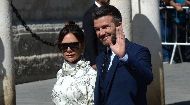 Mamája receptjeivel villog David Beckham – Gordon Ramsay nyomába lép