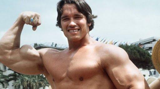 Schwarzeneggerré gyúrta magát a Terminátor szerelemgyereke