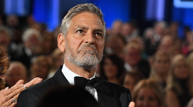 Senki sincs biztonságban, George Clooney mindenkit megtalál