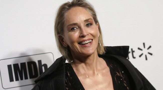 Villámcsapás érte Sharon Stone-t