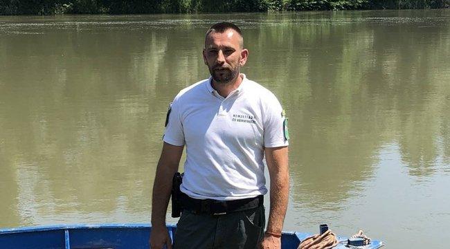 Öngyilkost mentő pénzügyőr: hajlandó lenne a vízbe is ugrani az emberéletért