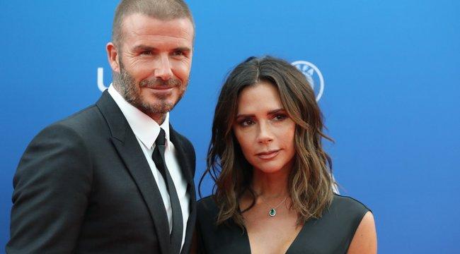 Ezért nem repül a felesége Miamiba David Beckhammel