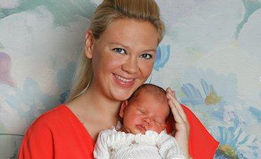 Póta Gina: Csodálatos érzés anyának lenni