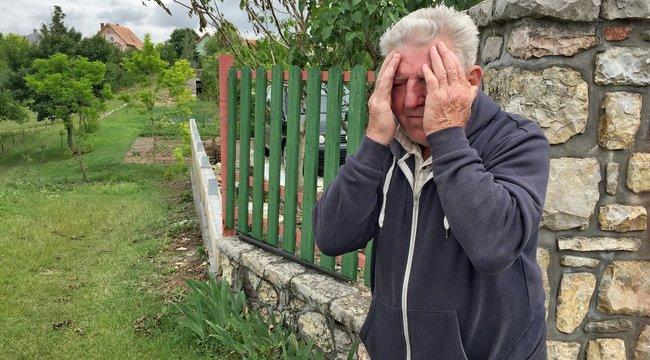 Megszólalt a Borsnak a vasárnapi viharban elhunyt Marika néni férje: Éreztem, hogy vége