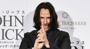 Akar 15 percet beszélni Keanu Reeves-szel? Megteheti!
