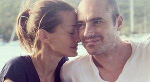 Véletlen találkozásból földöntúli szerelem: Epres Panni és Benedek Tibor