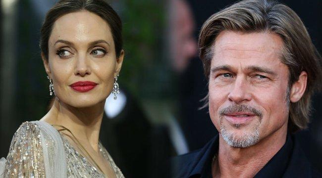 Angelina Jolie bevallotta, hogy valójában miért vált el Brad Pittől