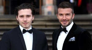 Nézd meg az apját, vidd el a fiát –Testvérének nézik David Beckham fiát