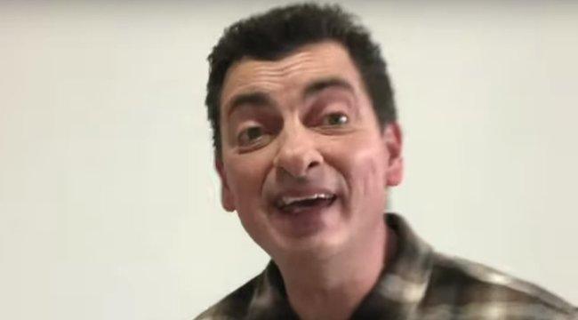 Zabálják Kínában a Vuhanban rekedt Mr Bean hasonmást - Videó