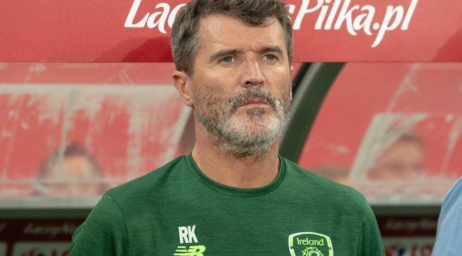 Keane nekiment a Manchester United edzőjének