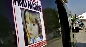 Ha a portugál rendőrség nem bénázik, MaddieMcCann még ma is életben lenne