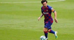Beindult a találgatás, hol köthet ki Lionel Messi