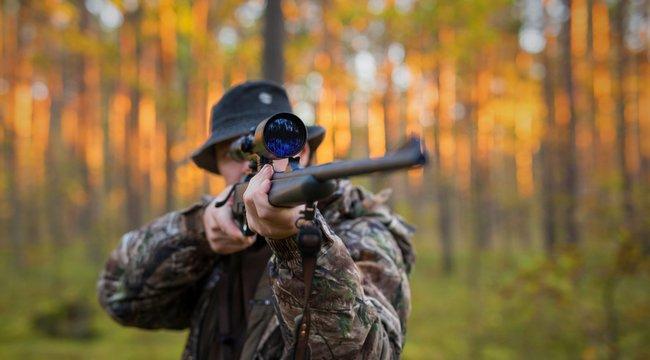Két kisgyermekes édesapa a meglőtt vadász