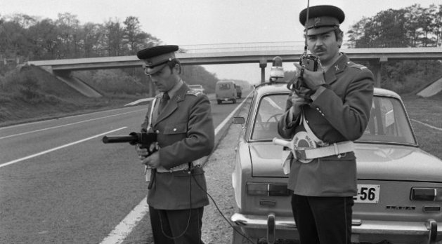 Ötven éve 50 forintba került a gyorshajtás