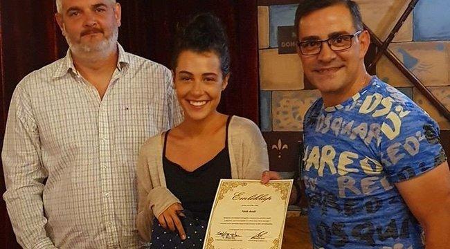 Örömmel énekelek négy-öt dalt, és nem kérek érte fellépési díjat - Tóth Andit kitüntették