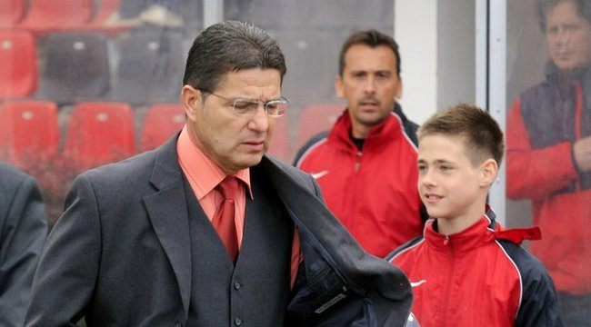 Supka Attila a Kisvárda új vezetőedzője
