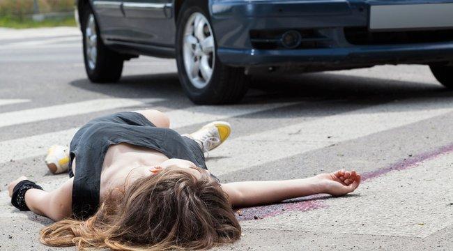 Részegen elgázolta élettársát, majd elhajtott a kaposvári férfi