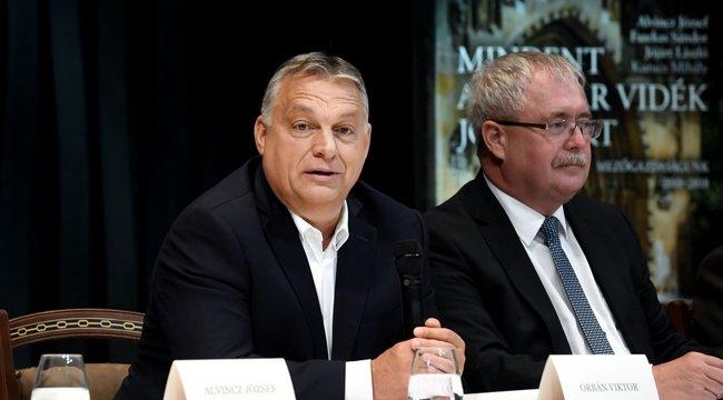 Orbán Viktor: Nemzeti önbecsülés nem képzelhető el az agrárium nélkül