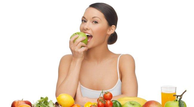 Vízpótlás a kánikulában:Káposzta és alma adja a legtöbb folyadékot
