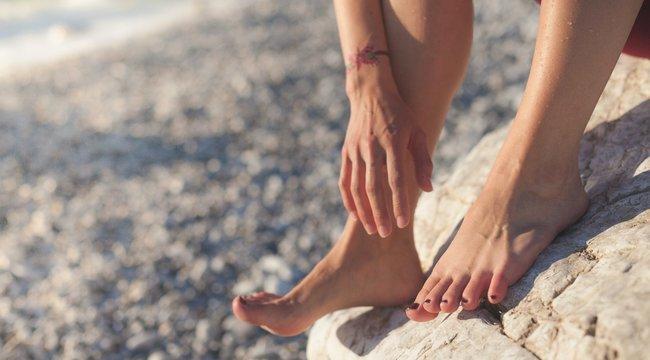 Kéz- és lábbizzadás: itt a kellemetlen szagok legjobb természetes ellenszere