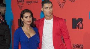 Olyan csodálattal még senki nem nyilatkozott Ronaldo edzéseiről, mint szexi csaja