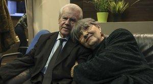 Pécsi Ildikó vágya: Még 50 évet szeretnék Lajosommal