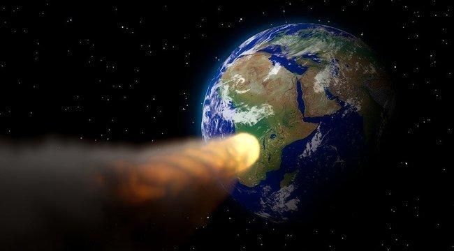 Itt a világvége?! Óriási aszteroida közelít a Föld felé