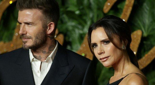 Kicsit túlzásnak tűnhet – ezt veszi nászajándékba fiuknak David és Victoria Beckham