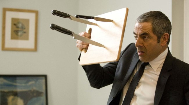 Mérnöki diplomával bohóckodik Mr. Bean
