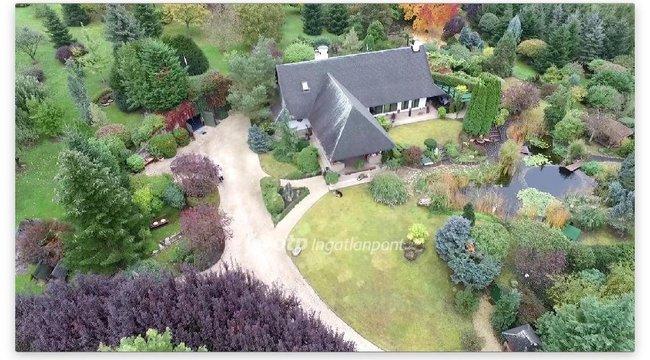 Íme Nógrád legdrágább háza, ahová helikopterrel is hazamehet!