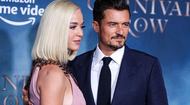 Várandósan gyászol Katy Perry: fontos családtagot vesztettek el Orlando Bloommal