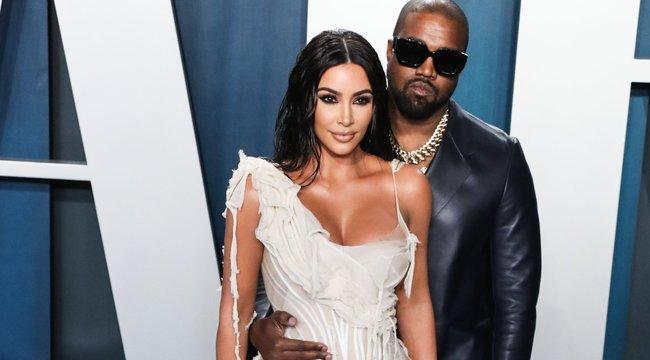 Kim Kardashian Kanye West bizarr kiborulásairól: Teljesen tehetetlenek vagyunk – közeleg az álompár válása