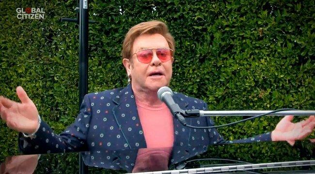 Visszanyal a fagyi – Magát akarta védeni Elton John, most ezért fizethet egymilliárdot