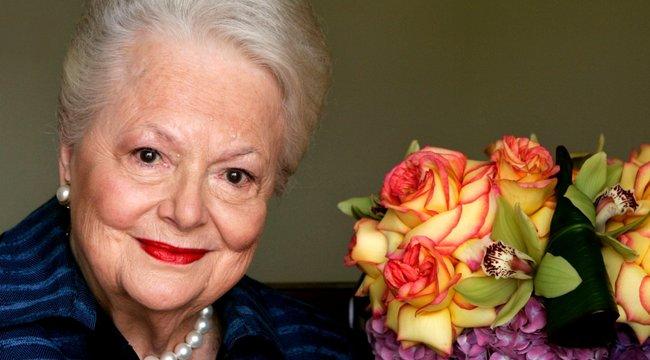 104 évesen meghaltaz Elfújta a szél sztárja