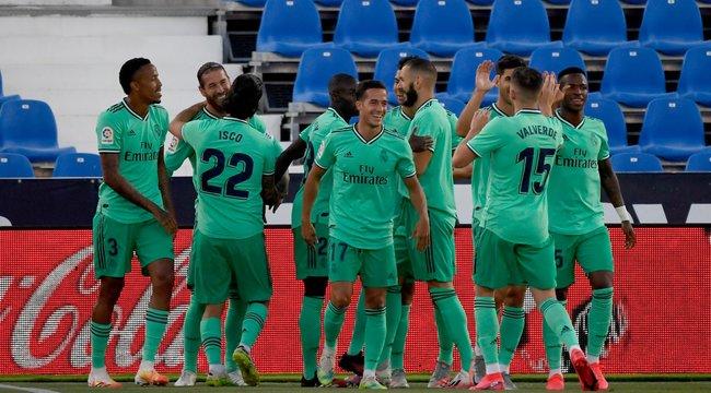 Vírusosan tért vissza a Real Madrid sztárja - Zidane azonnal hazaküldte