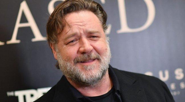 A túlsúlyos Russell Crowe kész a Gladiátor 2-re