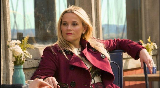Emmy-jelöltek –A legnagyobb vesztes Reese Witherspoon