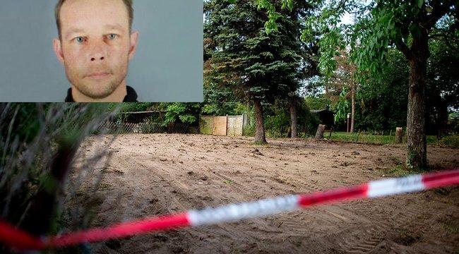Titkos pincét találtak Maddie gyilkosának telkén – vajon milyen bizonyítékok kerülnek elő?