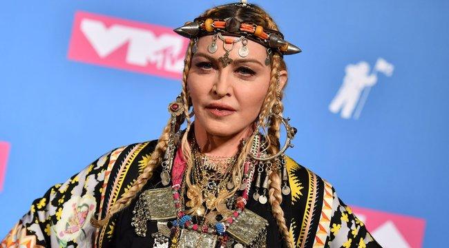 Madonna álhírt terjeszt a koronavírusról– az Instánálbetelt a pohár