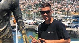 Bobál meglátogatta Ronaldót Funchalban