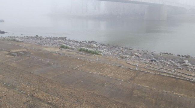 Öngyilkossági kísérlet a Tiszán: még időben kihúzták a vízbe ugrott nőt
