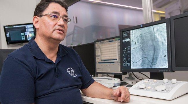 Koronavírus-tesztet csináltatott dr. Merkely Béla