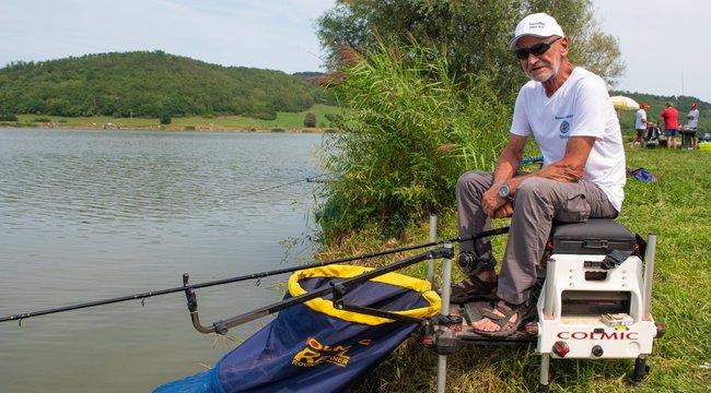 Horgásznemzet leszünk – Dráma a vízparton: leakadt Reviczky 100 kilós harcsája