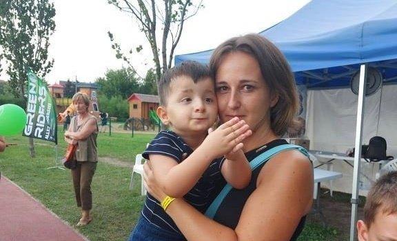 Ritka betegségben szenvedő kisfiúért futott Bárdosi Sándor és Növényi Norbert – fotók