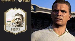 Éveket vártunk erre, Puskás Ferenc is ott lesz a FIFA 21-ben